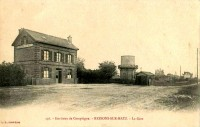 Vestige de la gare de Ressons sur Matz (France – Oise)