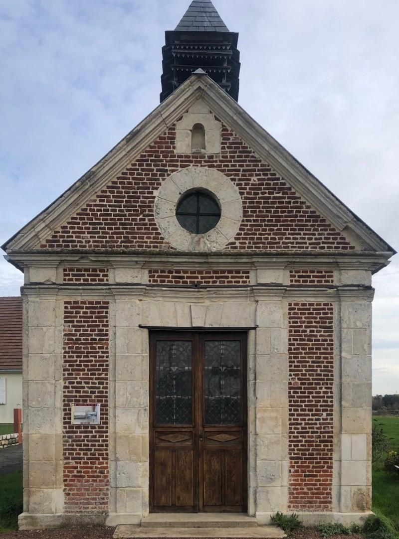 La chapelle Notre-Dame-de-l'Épine à Ressons sur Matz (France – Oise)