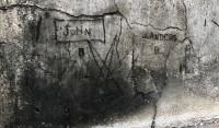 Graffiti de soldats américian à Compiègne (France – Oise)