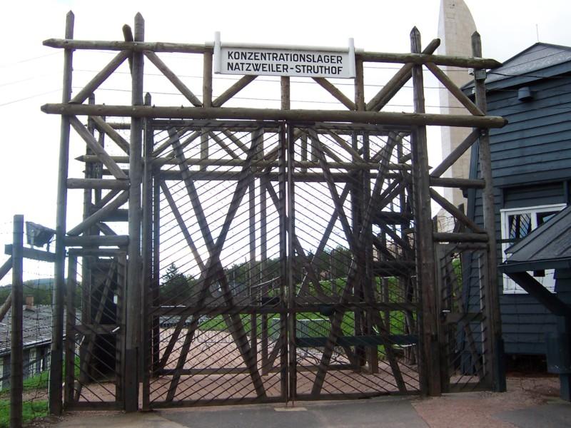 Le camp de concentration du Struthof à Natzwiller (France – Bas Rhin)