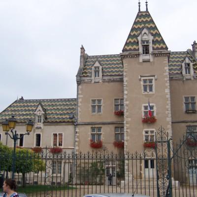 Mairie de Meursault (France – Cote d'Or)