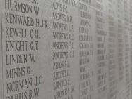 Le mémorial aux disparus de Thiepval (France – Somme)