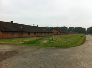 Le camp d'Auschwitz II Birkenau à Brzezinka (Pologne – Silésie)