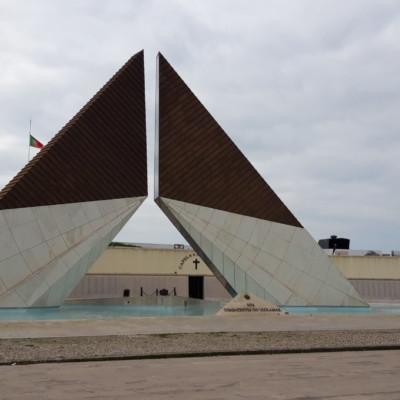 Monument aux combattants de l'Outre-mer à Lisbonne (Portugal)