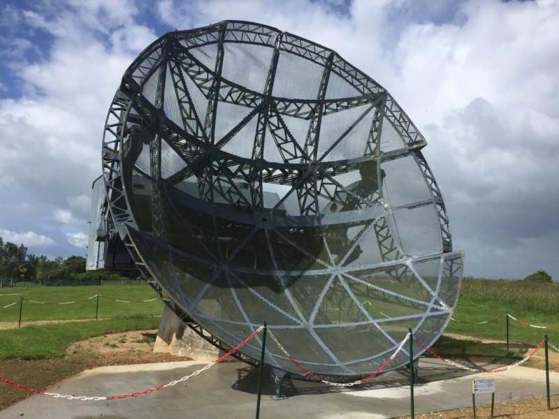 La station radar de Douvres La Délivrande (France – Calvados)