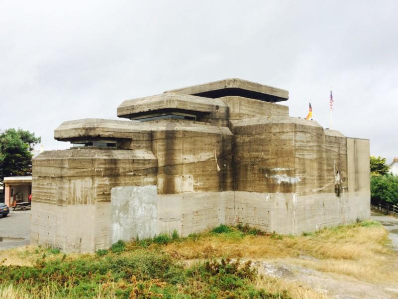 Blockhaus de Batz Sur Mer (France – Loire Atlantique)