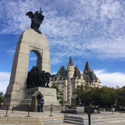 Tombe du Soldat inconnu (Canada – Ontario)