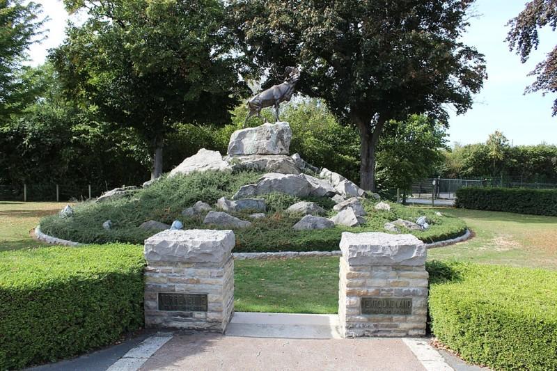 Mémorial terre-neuvien de Masnières (France – Nord)