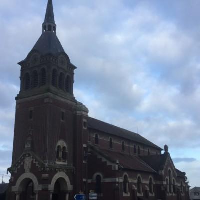 Eglise St Crépin de Lassigny (France – Oise)