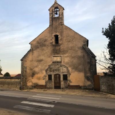 Chapelle Notre-Dame de Pitié à Volnay (France – Cote d'Or)