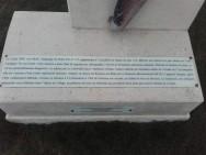 Monument commémoratif de l'équipage du Potez 631 n°117 à Gournay sur Aronde (France – Oise)