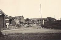 Plaque Victime Civile de la bataille de France à Gury (France – Oise)