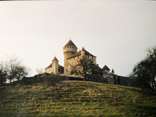 Château de Montrottier à Lovagny (France – Haute-Savoie)