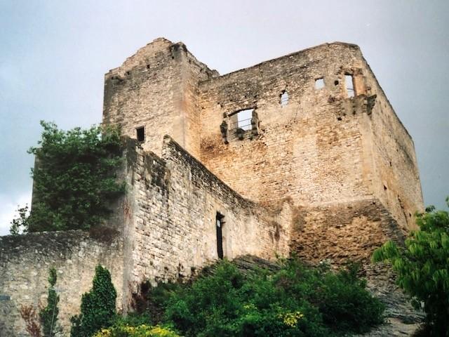 Château de Vaison la Romaine (France – Vaucluse)