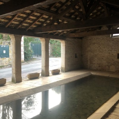Lavoir de Volnay (France – Cote d'Or)