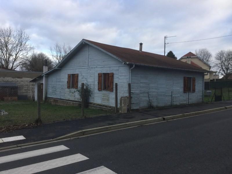 Maison de la reconstruction à Lassigny (France – Oise)