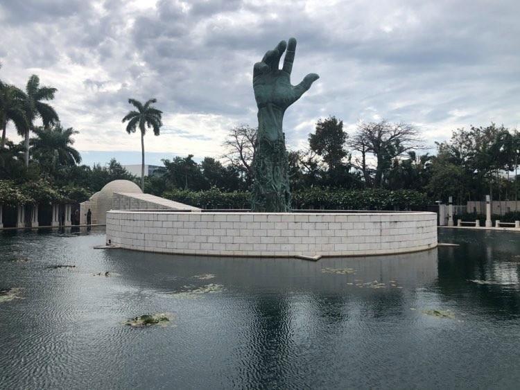 Mémorial de l'holocauste à Miami (USA – Floride)