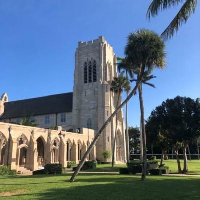 Église Bethesda by the sea à Palm Beach (USA – Floride)