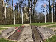 Monument des nations de la bataille de Cambrai à Flesquières (France – Nord)