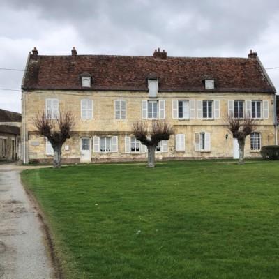 L'ancien Relais de la poste de Gournay Sur Aronde (France – Oise)