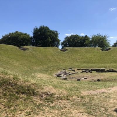 Ruines Gallo-Romaine de Champlieu (France – Oise)