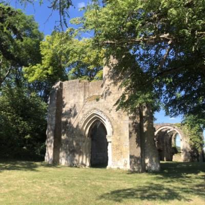Prieuré Notre Dame d'Orrouy (France – Oise)