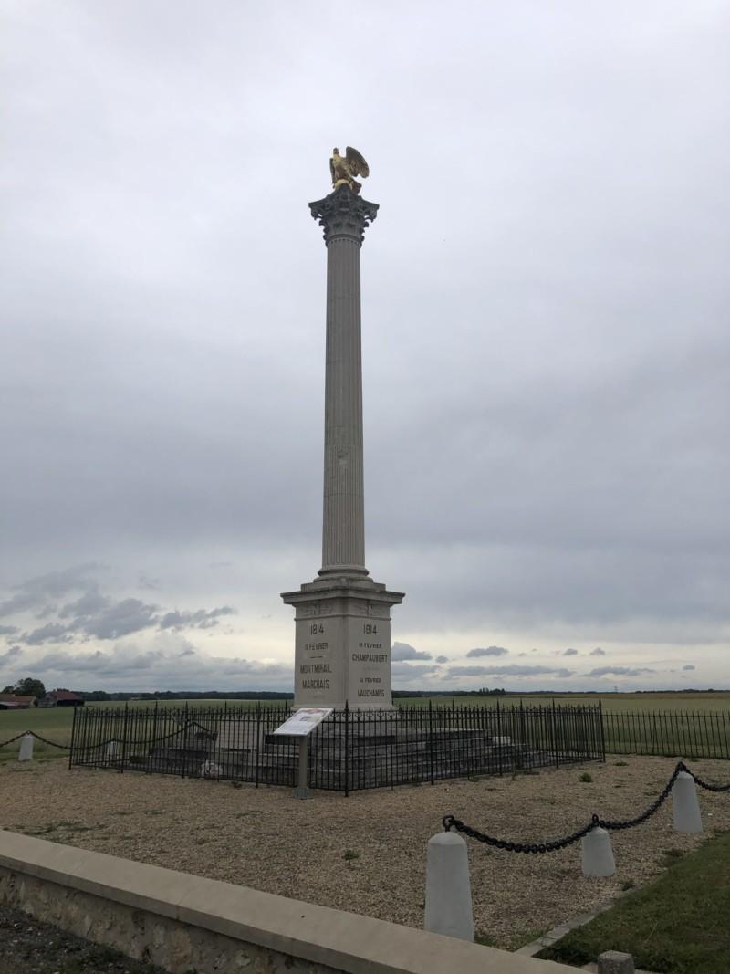 Colonne commémorative de Montmirail (France – Marne)