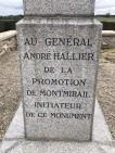 Monument à la gloire des St Cyrien de la promotion Montmirail (France – Marne)