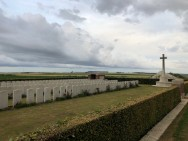 Frankfurt Trench British Cemetery à Beaumont Hamel (France – Somme)