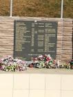 Monument des tirailleurs kanaks à Pouebo (Nouvelle Caledonie)