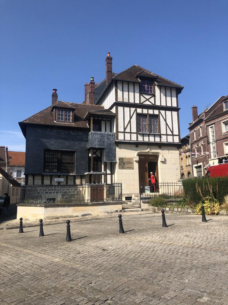 Maison Calvin à Noyon (France – Oise)