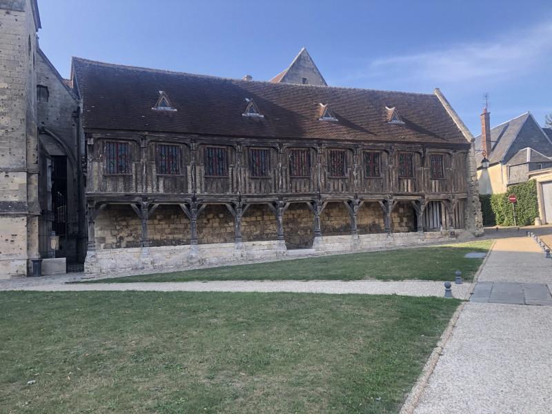 Bibliothèque du Chapitre à Noyon (France – Oise)