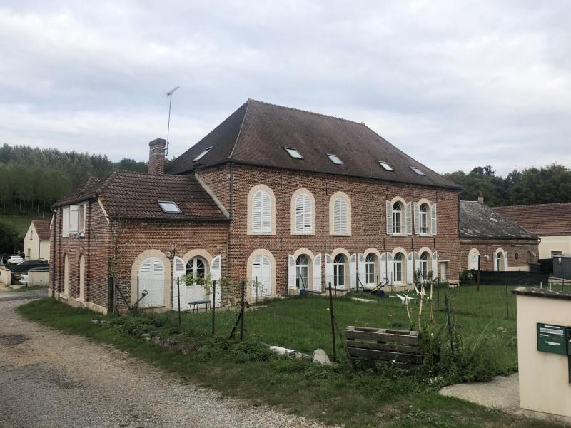 Vestige de l'ancienne sucrerie de Ressons-sur-Matz (France – Oise)