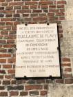 Maison de Guillaume de Flavy à Compiegne (France – Oise)
