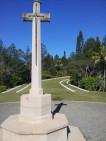Cimetiere neo zelandais à Bourail (Nouvelle Caledonie)