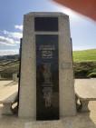 Monument du Génie Américain sur Omaha à Colleville sur Mer (France – Calvados)