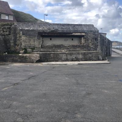 Bunker «Le Casino» du Wn72 à Vieville sur Mer (France – Calvados)