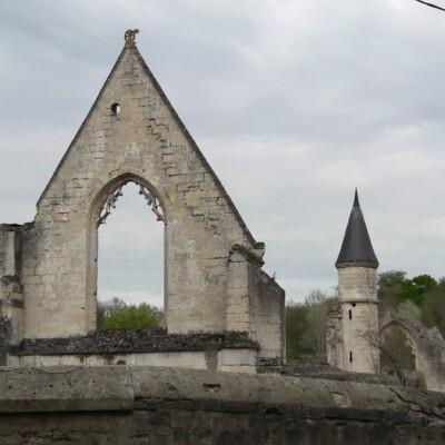 Prieuré de Sainte-Croix (France – Oise)